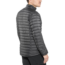 Rab Microlight Jacket Men Beluga/Dijon